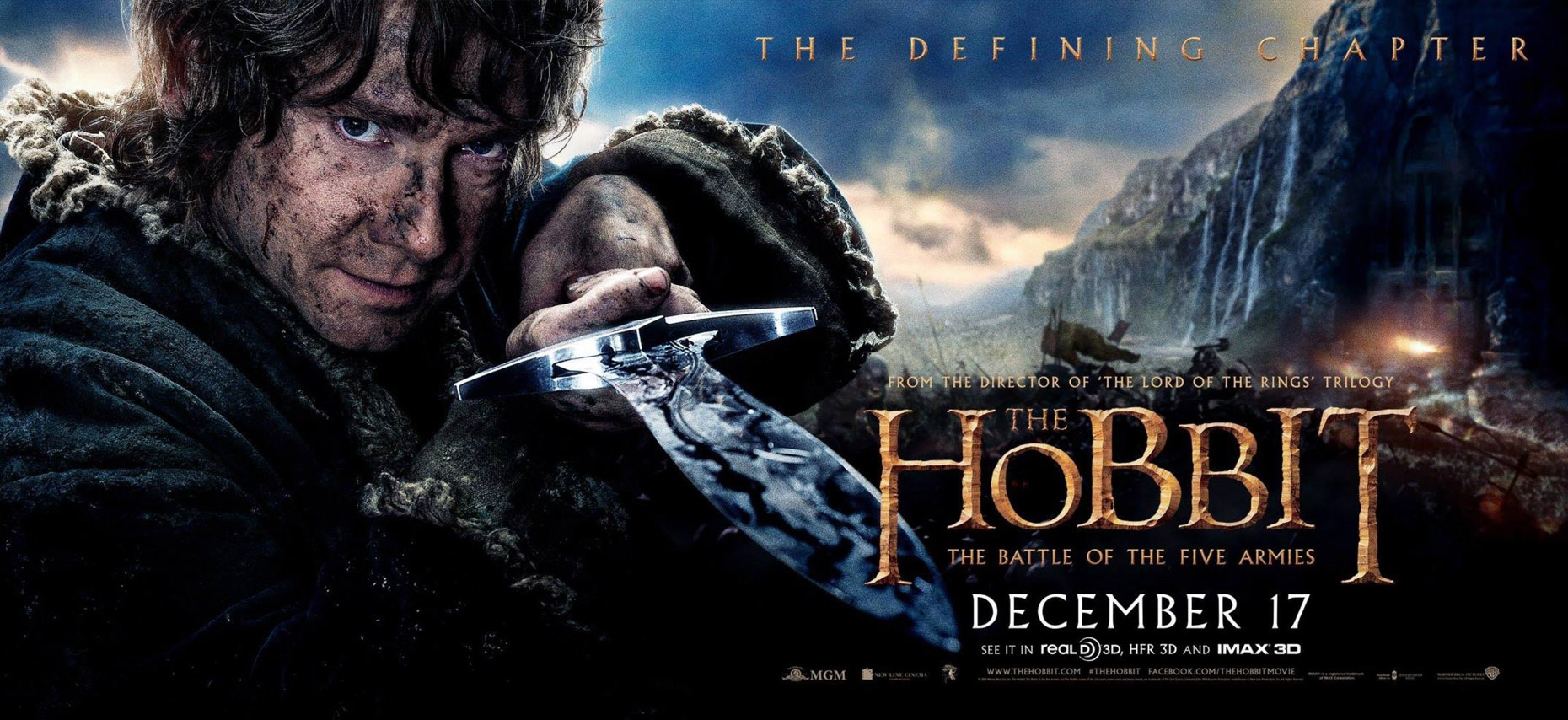 The Hobbit - Bilbo - Poster